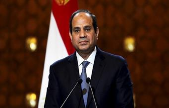 ماذا قال الرئيس عن العلاقات مع السعودية والتعديل الحكومي والظهير السياسي.. في حوار رؤساء التحرير؟