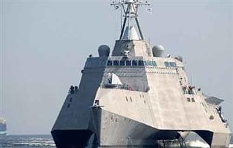 """المدمرة الأغلى في العالم """"يو إس إس زوموالت"""" تدخل الخدمة بالبحرية الأمريكية"""