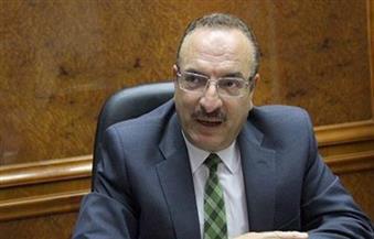 محافظ بني سويف يسلم عقود تمليك أراضي أملاك الدولة للمواطنين