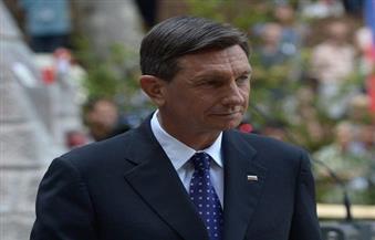 ننشر كلمة رئيس سلوفينيا خلال المؤتمر الصحفي المشترك بقصر الاتحادية