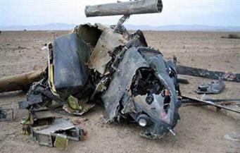 تحطم مروحية عراقية قرب بيجي شمال بغداد