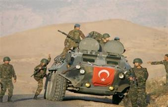 الجيش التركي يدفع بتعزيزات على الحدود العراقية