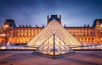 متحف اللوفر الفرنسي يطلق حملة للتبرع لترميم اللوحات الجدارية لمقبرة بتاح حتب