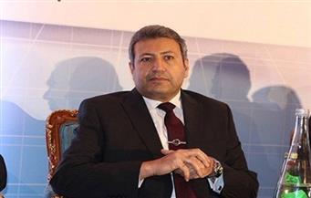 طارق شكري: 15٪ نسبة الزيادة المتوقعة بالسوق العقاري العام المقبل