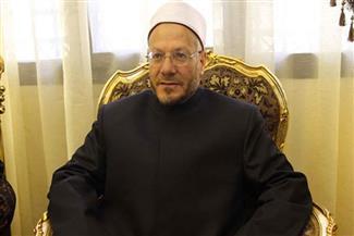 مفتي الجمهورية : د. القوصي لعب دورا كبيرا فى التعريف بحقيقة الدين من أجل مواجهة الإرهاب