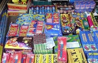 """""""تموين الإسكندرية"""" تضبط ألعابًا نارية وخمورًا مجهولة المصدر في حملة على الأسواق"""