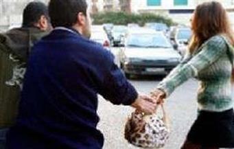 القبض على عصابة خطف حقائب السيدات بالمعصرة
