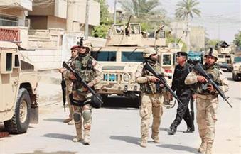 القوات العراقية تحتجز 272 أجنبيًا من عناصر داعش في مخيم جنوبي الموصل