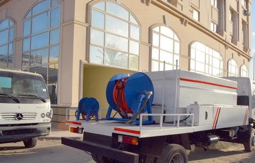 دعم منظومة النظافة بالشرقية بمعدات جديدة بتكلفة  ملايين و آلاف جنيه