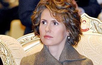 زوجة الأسد تخضع لعملية جراحية بعد إصابتها بورم خبيث