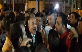 بالصور.. وقفات احتجاجية وقطع طرق وتعطيل المعديات بسبب مقدمات الإسكان الإجتماعى في بورسعيد