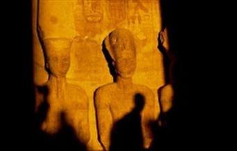 محافظ أسوان: احتفالية تعامد الشمس رسالة للعالم بأن مصر آمنة