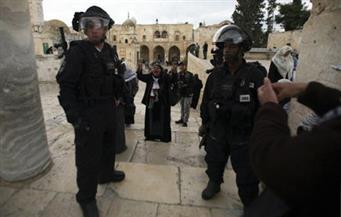 """انتشار مكثف للشرطة الإسرائيلية في محيط القدس المحتلة لإقامة شعائر """"بركة الكهنة"""""""