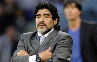 """مارادونا يحقق حلم حياته بالعمل مع """"فيفا"""""""