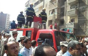 بالصور.. الآلاف يشيعون جثمان شهيد القوات المسلحة بسيناء فى مسقط رأسه بالمحلة الكبرى