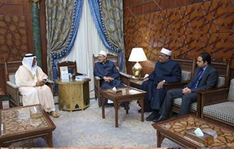 السفير الإماراتي بالقاهرة: نقدر دور الأزهر الشريف في ترسيخ المبادئ الإسلامية السمحة