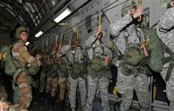 إنزال للصاعقة والقوات الخاصة.. استمرار فعاليات التدريب المشترك المصري الروسي (حماة الصداقة 2016)