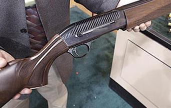 ضبط شخص بحوزته بندقية خرطوش وطلقات نارية غير مرخصة