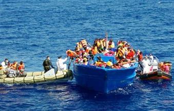 العثور على جثث خمسة مهاجرين في البحر المتوسط وإغاثة 300