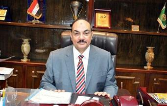 محافظ الإسكندرية يستقبل السفير الأسترالي بالقاهرة