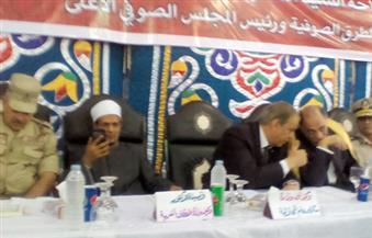 """""""الطرق الصوفية"""" تحتفل بمولد السيد البدوى فى طنطا بالمدائح النبوية والإنشاد"""