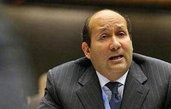 سفير مصر في روما يلتقي بوزيرة الدفاع الإيطالية