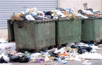 """ضمن مبادرة """"حلوة يا بلدي"""".. براميل القمامة غير صالحة لاستقبال القمامة في بني سويف"""