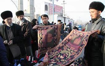 القنصلية المصرية في شنغهاي تهدي الجمعية الإسلامية الصينية مجموعة من الكتب الدينية