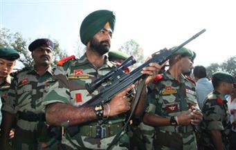 الجيش الهندي: مقتل وإصابة 4 جنود إثر إطلاق النار عليهم من باكستان