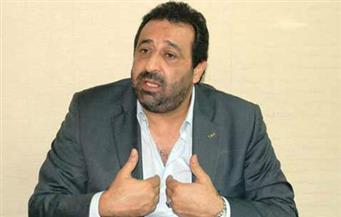 مجدى عبدالغني يردد أسماء اللاعبين بالروسي احتفالًا بفوز المنتخب