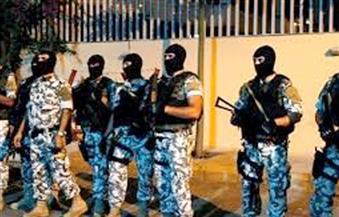 القبض على 8 سوريين كانوا يخططون لاستهداف الأمن اللبنانى بسلسلة تفجيرات انتحارية