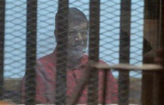 تأجيل محاكمة مرسى وآخرين فى إهانة القضاء لاستكمال المرافعة