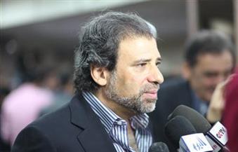 """ خالد يوسف مقاطعًا مناقشات """"الإعلام"""" بالبرلمان: يجب ألا نجعل ثقتنا في السيسي أداة للحكم على المستقبل"""