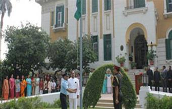 سفارة الهند تحتفل بإطلاق برنامج التعاون الاقتصادي مع مصر