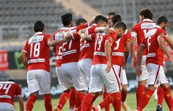 الأهلي يواصل انتصاراته بثنائية في أسوان وينفرد بصدارة الدوري