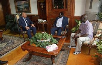 وفد من البرلمان الأوغندي يطالب مصر بمساعدات في مجالات الزراعة والري وصناعة الأسمدة
