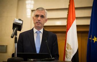 القائم بأعمال سفارة الاتحاد الأوروبى: مصر تعاني من الذخائر غير المنفجرة بمنطقة العلمين حتى الآن