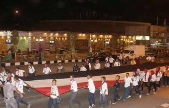 السويس تعلن برنامجها للاحتفال بالعيد القومي