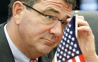 وزير الدفاع الأمريكي يصل إلى بغداد للإطلاع على تقييم هجوم الموصل