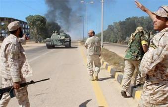 قوات ليبية تشتبك مع مسلحين من داعش قرب حقل الظهرة النفطي
