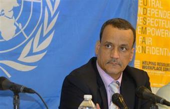 """""""ولد الشيخ"""" يقترح هدنة جديدة لوقف القتال في اليمن قبل شهر رمضان"""