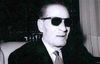 قطاع الفنون التشكيلية يُحيي الذكرى الـ43 لرحيل عميد الأدب العربي طه حسين