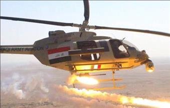 مقتل أحد مساعدي أبو بكر البغدادي وعشرات الدواعش في قصف للطيران العراقي