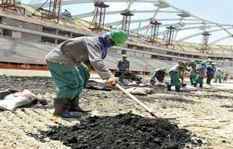 وفاة عامل في موقع بناء ملعب لكأس العالم في قطر