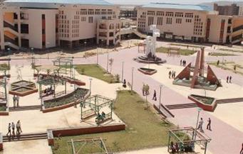عبدالخالق-مشرفًا-على-عمادة-كلية-الطب-البشري-بسوهاج