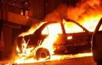 """""""الدجل والشعوذة"""" وراء إشعال النيران بسيارتين بالدقهلية.. وضبط مرتكبى الواقعة"""