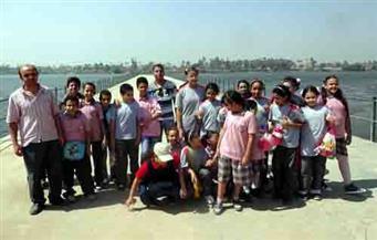 """""""مياه سوهاج"""" تنظم رحلات تعريفية وندوات توعية لطلاب المدارس لترشيد الاستهلاك"""
