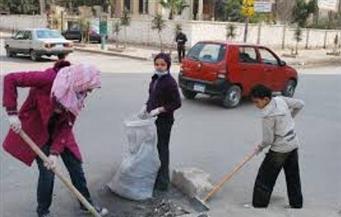 """تدشين حملة """"شعبية مش عشوائية"""" في حي الأميرية"""