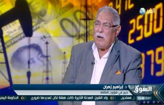 """بالفيديو.. زهران: لا نستطيع استيراد الغاز من إيران.. وبشائر """"زهر"""" ستبدأ نهاية 2018"""