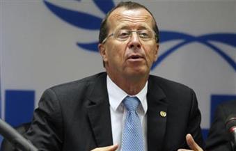 المبعوث الأممي لدى ليبيا يغادر القاهرة متوجهًا إلى روما